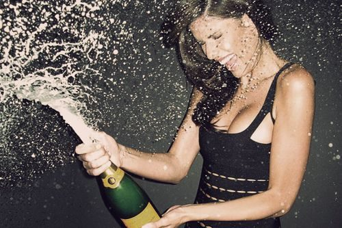 Why party girls are successful in life